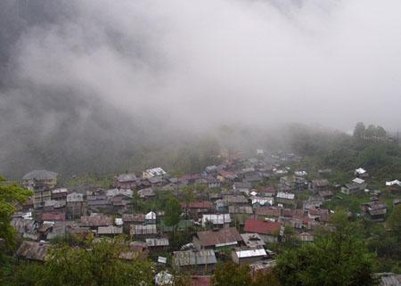 lachen village north sikkim
