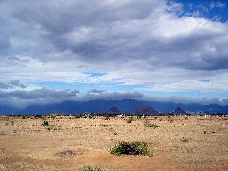 The Agasthiyamalai hills