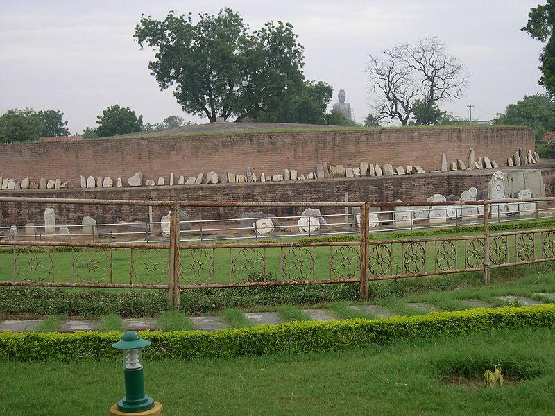 Amaravati Stupa, Guntur