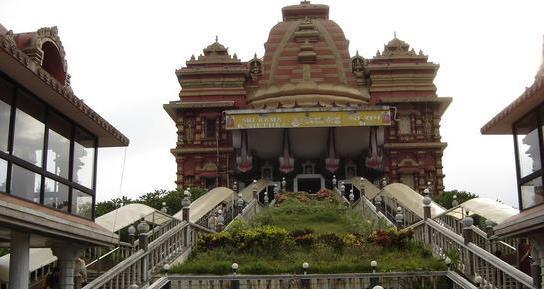 A temple near Dharmasthala