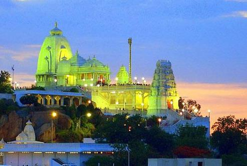Hyderabad Birla Temple