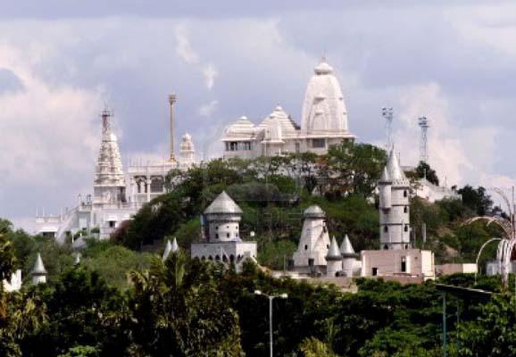 Balaji Temple at Chillakur Hyderabad