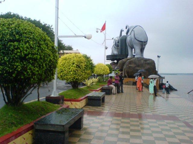 Rajiv Gandhi beach park