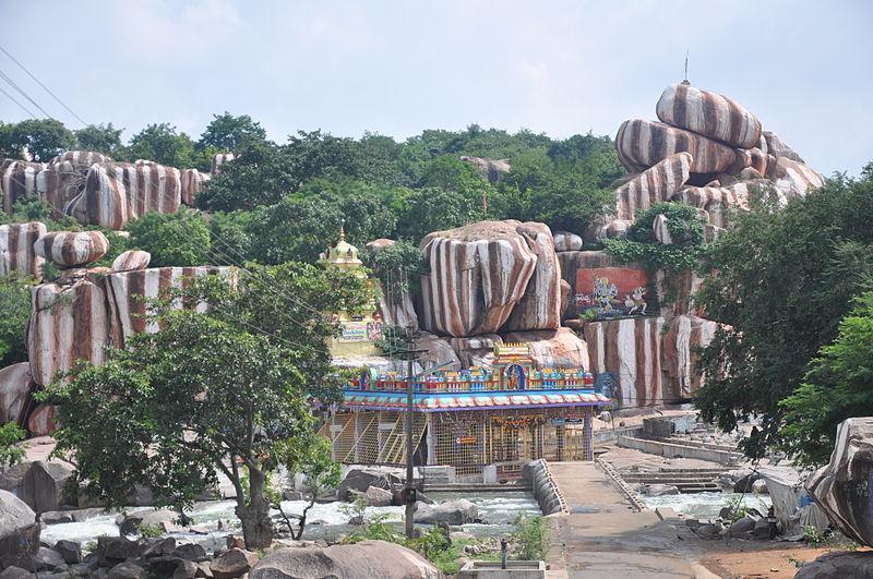 Edupayala Temple