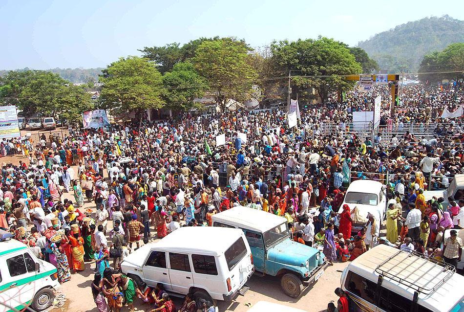 Medaram Jathara