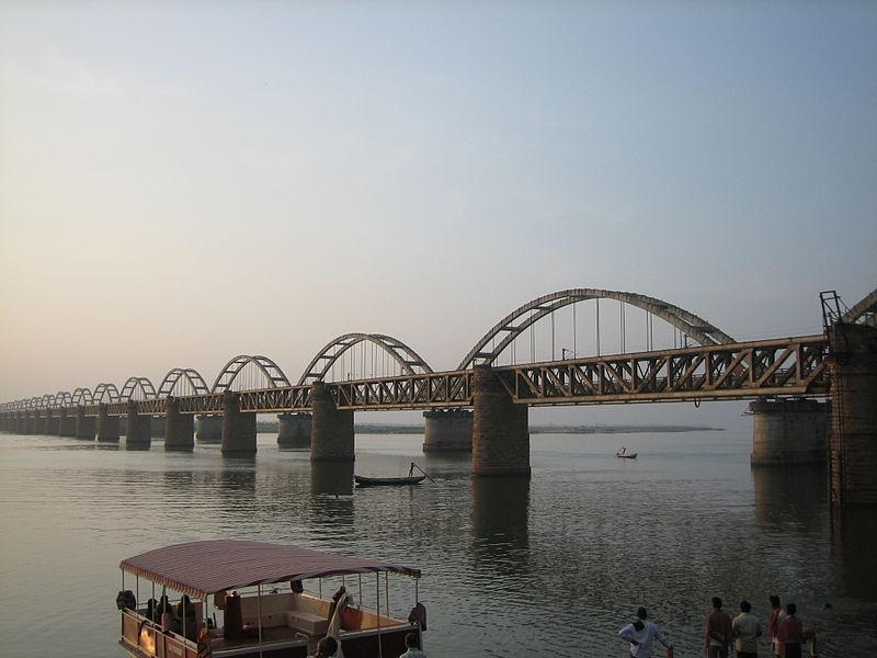 Railway Bridge, Rajahmundry