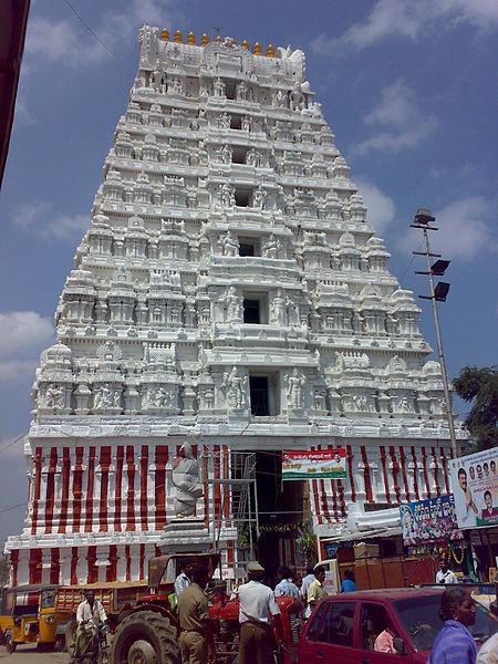 Srikalahasti Gopuram