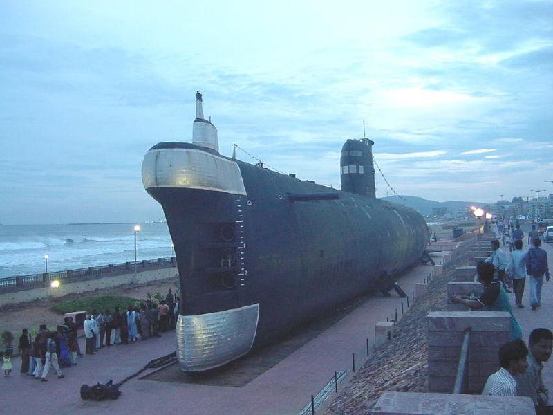 Vizag Submarine Museum