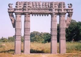 Kirti torana of Kakatiya Dynasty