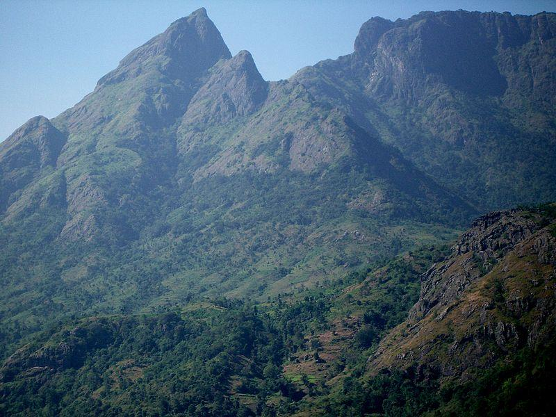Attappadi Hills of Western Ghat
