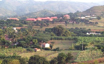 Attappadi Hills Area