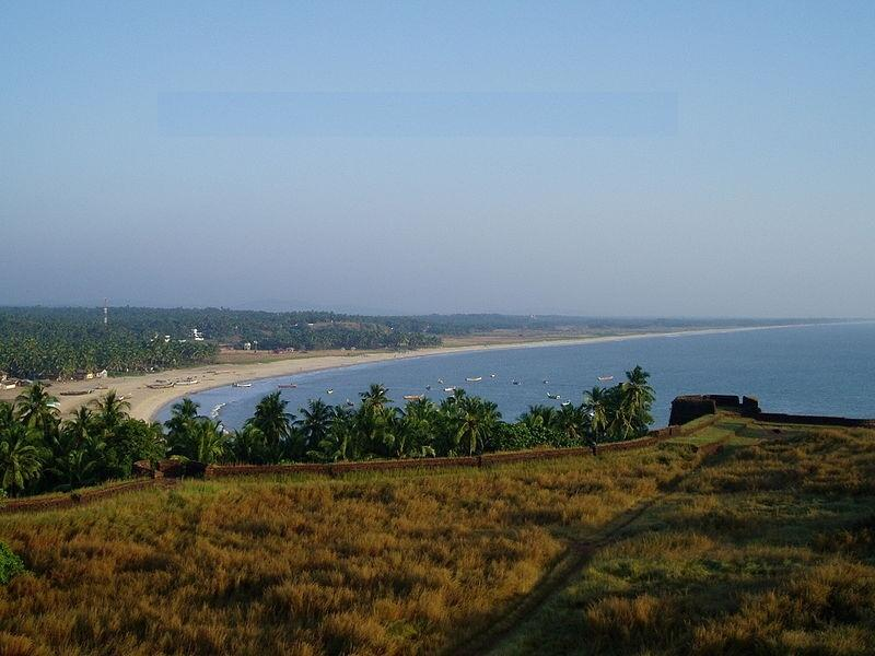 Bekal Fort Beach