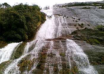 Waterfall at Eravipuram