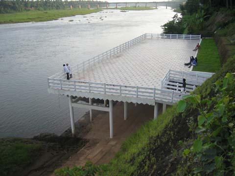 Kalady River Periyar