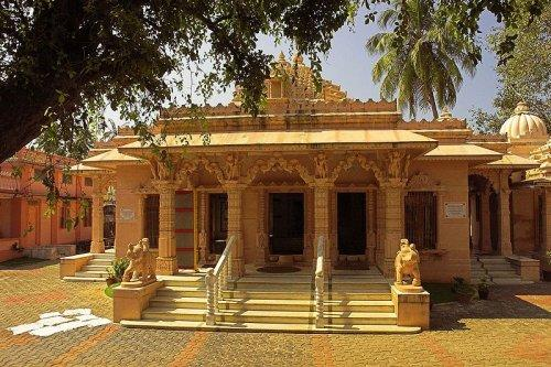 Jain temple in Mattancherry