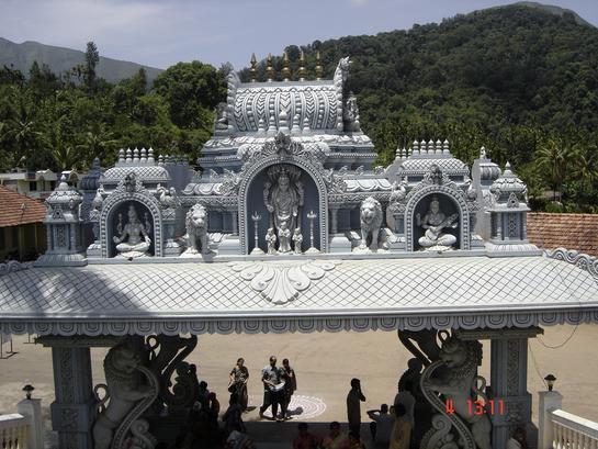 Horanadu Temple Entrance1