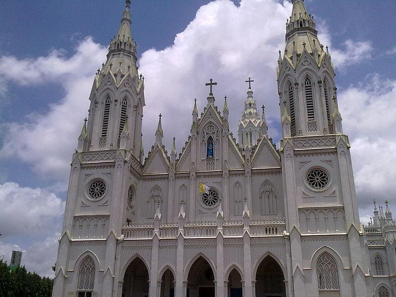 Asia's highest church