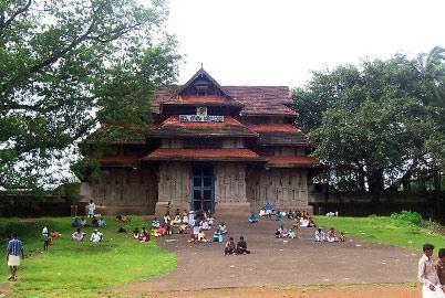 Vadakkunnathan Temple Thrissur