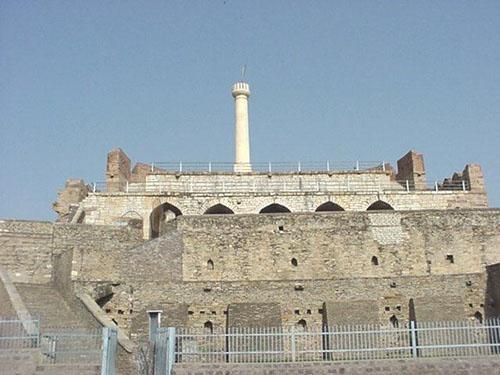 Kurnool Fort or Konda Reddy