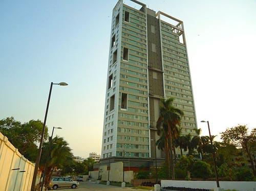 Alipore Park Place 'BelAir'