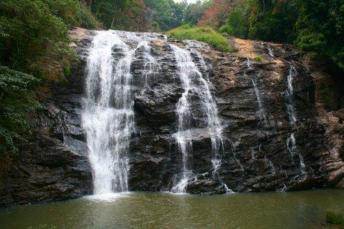 Kakkabe water fales