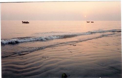 Bakhkhali Beach