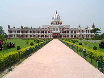 Morning Rajbari