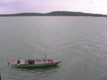 Jhumri telaiya Lake