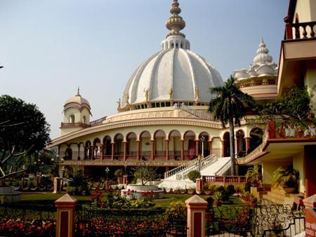 Samadhi Mandir of Srila Prabhupada