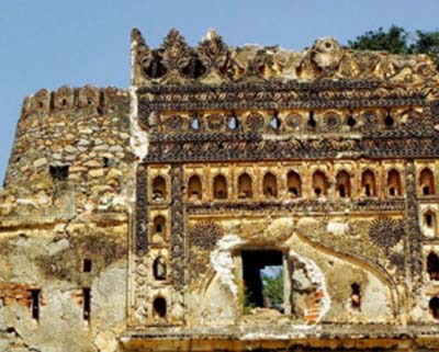 Gooty Fort at Anantapur