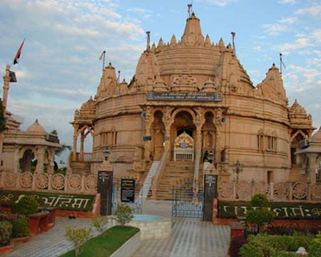 Jain Temple at Spsr Nellore