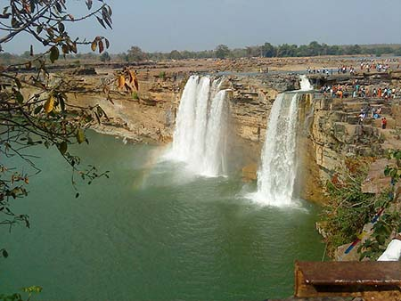 Chitrakot waterfa