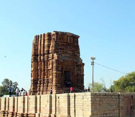 Unfinished Vishnu Temple, Janjgir, Chhattisgarh