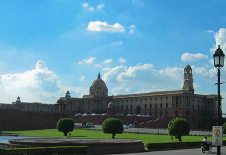 New Delhi North Block