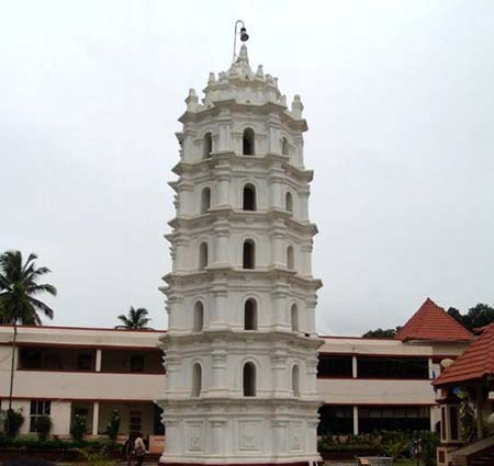 Shantadurga Temple, North Goa District,Goa