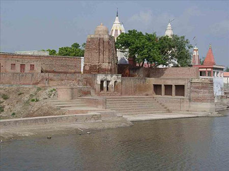 Kalayat Brick Temple