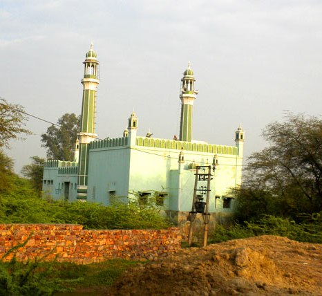Masjid in Nuh Distrct