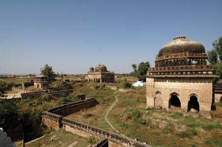 Group of Tombs,Tauru, Mewat Haryana