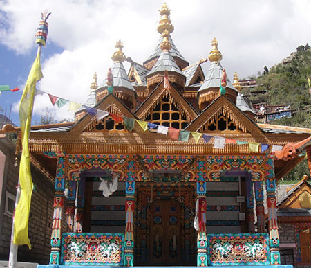 Temples of Kinnaur.
