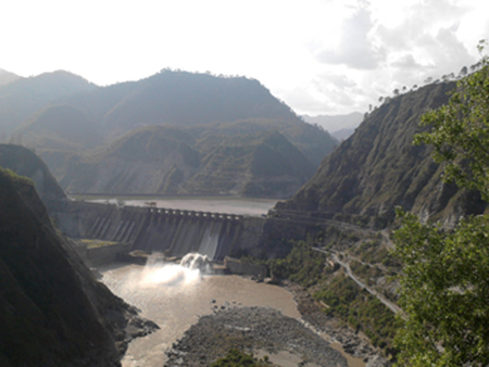 Salal Power Project