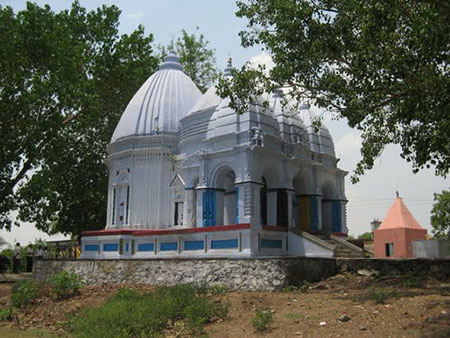 Temple at saraikela kharsawan district