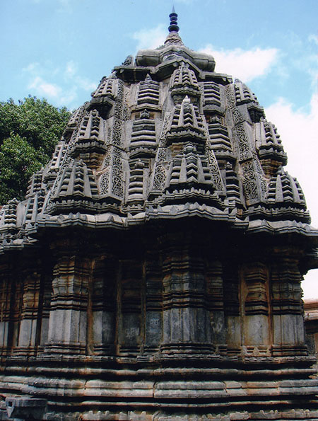 Sadashiva Temple at Nuggihalli