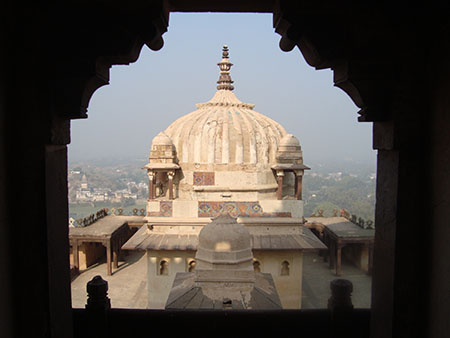Datia Mahal