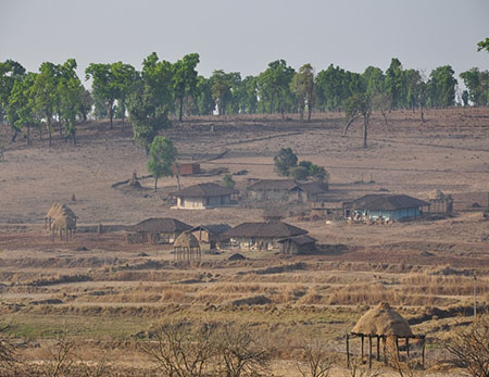 Dindori district village