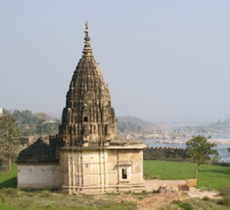 East nimar district temple