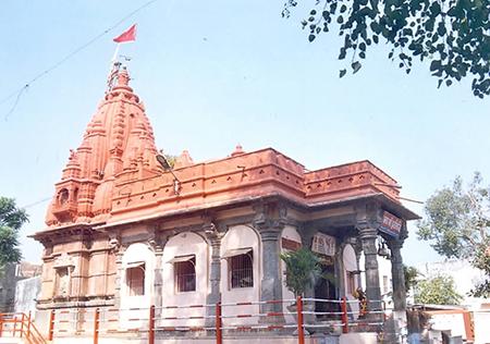 Ujjain Temple Map Koila Dungar Temple Ujjain