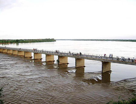 Chambal bridge
