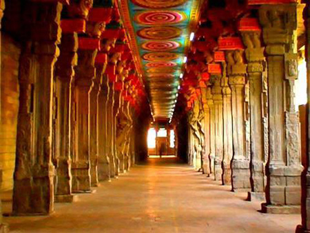 Madurai temple tour packages